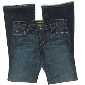 David Kahn Heidi Dark Wash Bootcut Denim Jeans